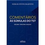 Livro - Comentários às Súmulas do TST