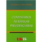 Livro - Comentários às Sumulas Previdenciárias