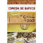 Livro - Comida Di Buteco - os 41 Butecos de 2007