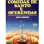 Livro - Comidas de Santo e Oferendas