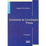 Livro - Comissões de Conciliação Prévia