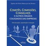 Livro - Comitês, Comissões, Conselhos