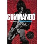 Livro - Commando: a Autobiografia de Jonny Ramone