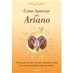 Livro - Como Apreciar um Ariano