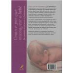 Livro - Como e por que Massagear o Bebê: do Carinho às Técnicas e Fundamentos