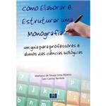 Livro - Como Elaborar e Estruturar uma Monografia