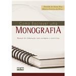 Livro - Como Escrever uma Monografia - Manual de Elaboração com Exemplos e Exercícios