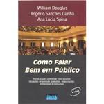 Livro - Como Falar Bem em Público