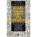 Livro - Como Falar Como um Profissional