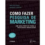 Livro - Como Fazer Pesquisa de Marketing: um Guia Prático para a Realidade Brasileira