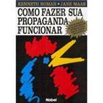 Livro - Como Fazer Sua Propaganda Funcionar