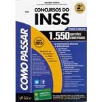 Livro - Como Passar em Concursos do INSS: Técnico e Analista
