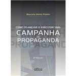 Livro - Como Planejar e Executar uma Campanha de Propaganda