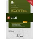 Livro - Como se Preparar para o Exame de Ordem - Civil - Vol. 1