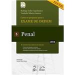 Livro - Como se Preparar para o Exame de Ordem: Penal (Vol. 5)