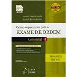 Livro - Como se Preparar para o Exame de Ordem - Série Resumo 1ª Fase OAB