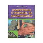 Livro - Competência é Essencial na Administração