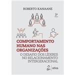 Livro - Comportamento Humano as Organizações