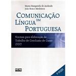 Livro - Comunicação em Língua Portuguesa
