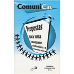 Livro - Comunicat: Proposta para uma Catequese Acolhedora e Comunicativa - Caderno Catequético Nº 11