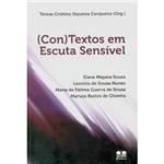 Livro - (Con) Textos em Escuta Sensível