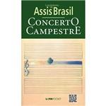 Livro - Concerto Campestre