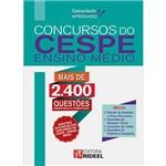 Livro - Concursos do Cespe: Ensino Médio - Gabaritado e Aprovado
