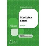 Livro - Concursos Medicina Legal - Série Provas & Concursos