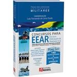 Livro - Concursos para EEAR - Escola Especialista de Aeronáutica - Passe Nos Concursos Militares