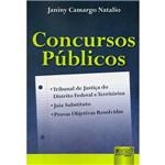 Livro - Concursos Públicos - Distrito Federal