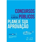 Livro - Concursos Públicos - Planeje Sua Aprovação