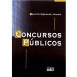 Livro - Concursos Públicos