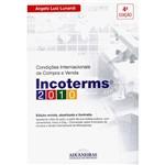 Livro - Condições Internacionais de Compra e Venda: Incoterms 2010