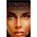 Livro - Confesso que Menti