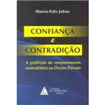 Livro - Confiança e Contradição