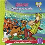 Livro - Confusão no Estádio - Coleção Scooby Doo