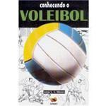 Livro - Conhecendo o Voleibol