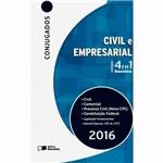 Livro - Conjugados Civil e Empresarial