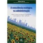 Livro - Consciência Ecológica na Administração, a