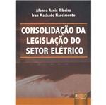 Livro - Consolidação da Legislação do Setor Elétrico