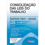 Livro - Consolidação das Leis do Trabalho