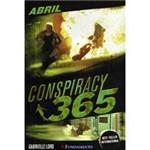 Livro - Conspiracy 365 04: Abril