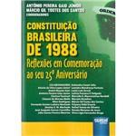 Livro - Constituição Brasileira de 1988: Reflexões em Comemoração ao Seu 25º Aniversário