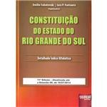 Livro - Constituição do Estado do Rio Grande do Sul