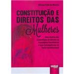Livro - Constituição e Direitos das Mulheres