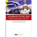 Livro - Constituição: Estado e Responsabilidade Civil