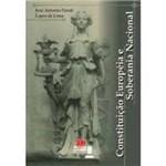 Livro - Constituição Européia e Soberania Nacional