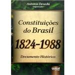 Livro - Constituições do Brasil: 1824-1988 - Documento Histórico