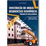 Livro Construção de Obras Residenciais Econômicas - Manual de Boas Práticas