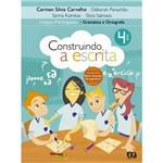 Livro - Construindo a Escrita - Gramática e Ortografia
